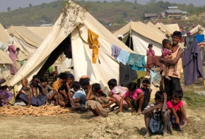 The Rohingya: A People Without Rights